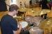 Legato, sál v přístavbě – koncert hudební skupiny.