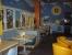 Salónek v kavárně Yellow fish