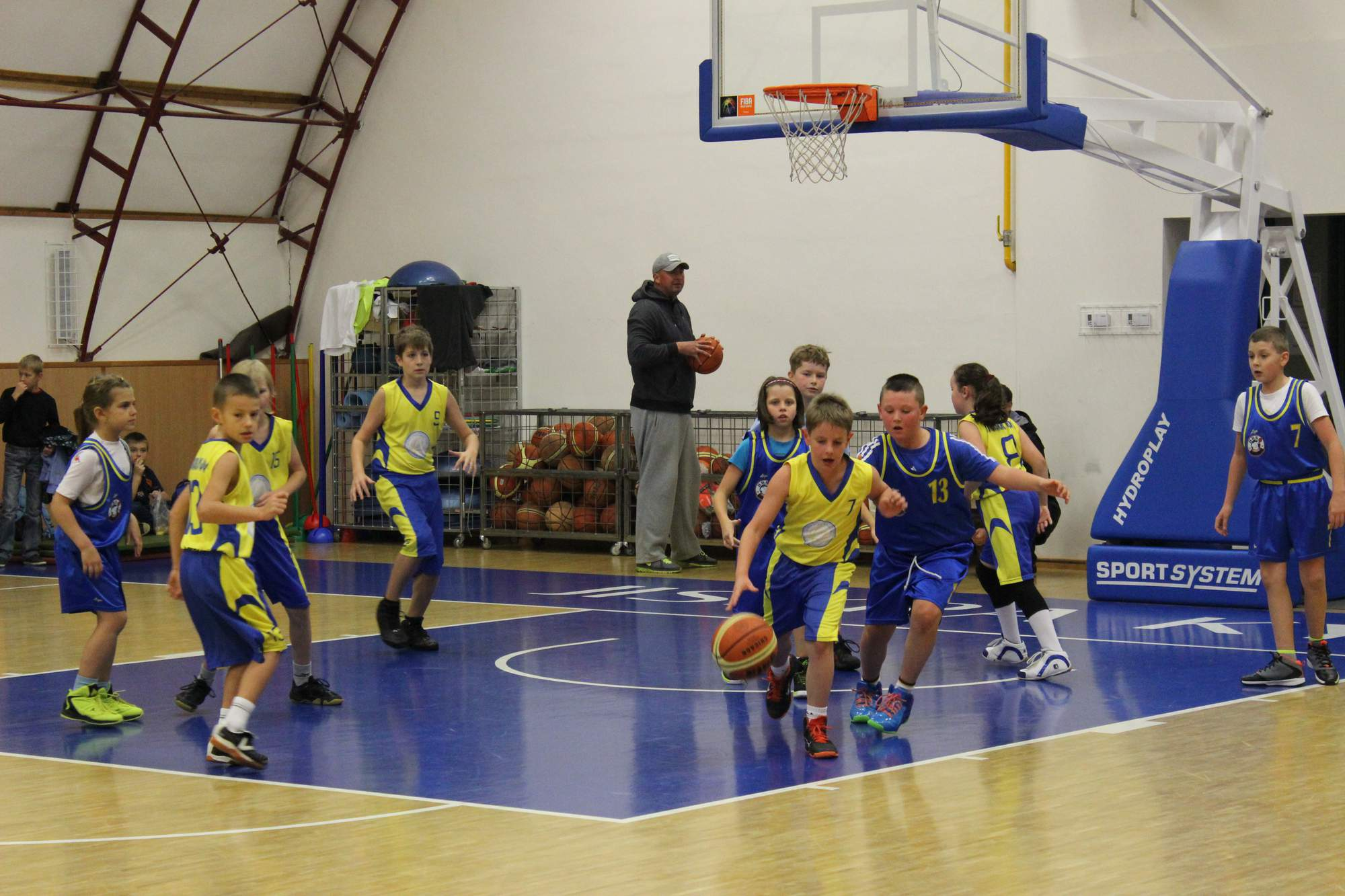 basketbal Kohoutovice